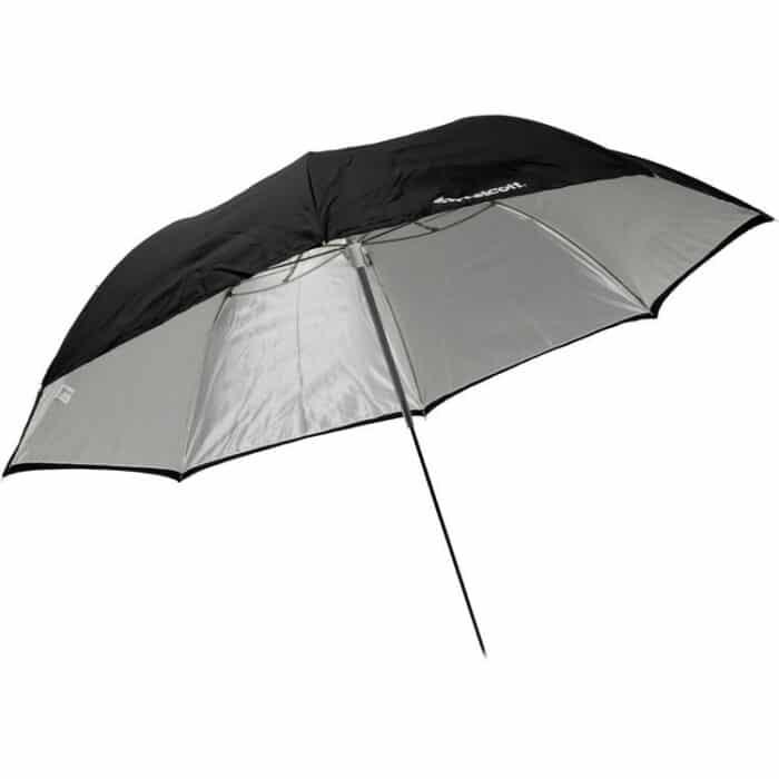 "60"" Silver Umbrella"