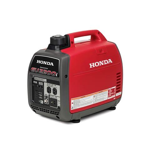 Honda EU2200i Rental