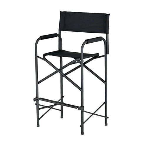 Folding Tall Director's Chair Rental