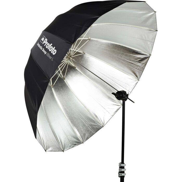 Profoto L Deep Silver Umbrella