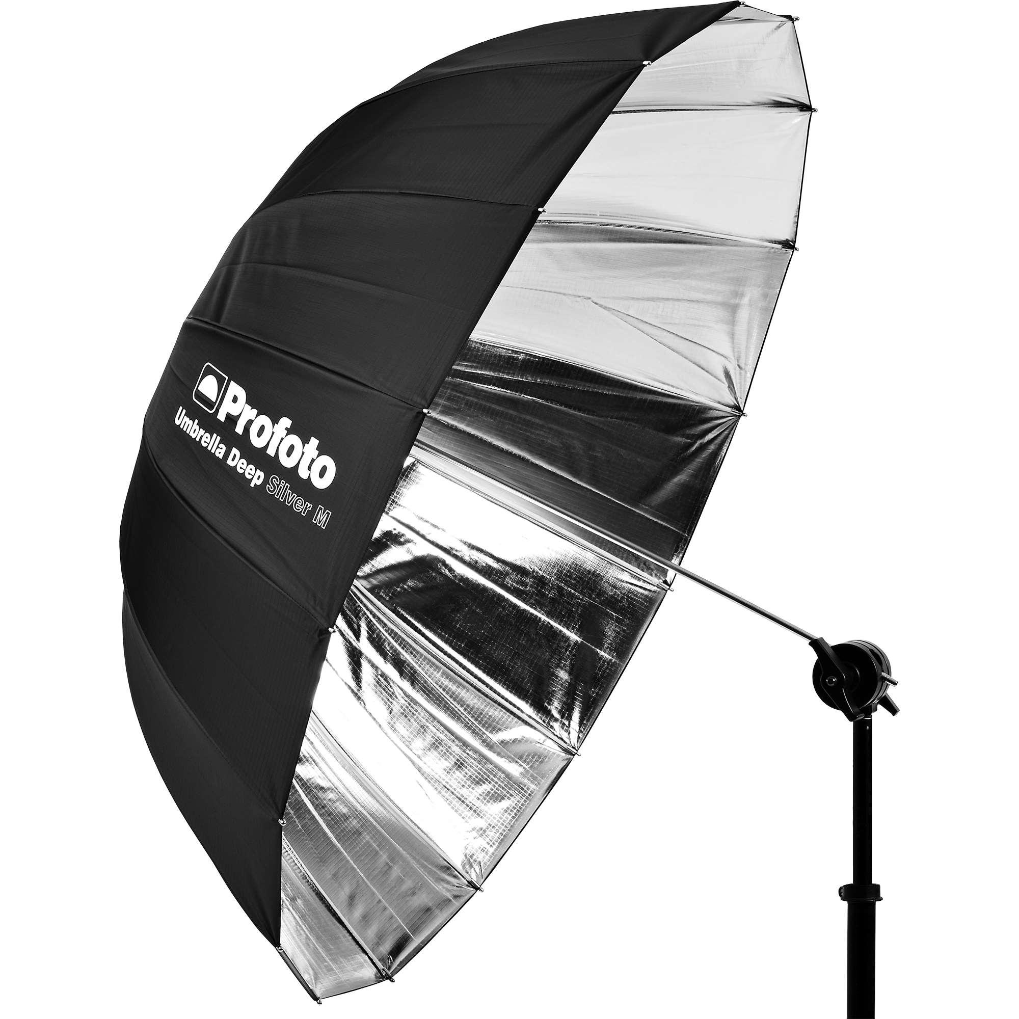 Profoto M Deep Silver Umbrella