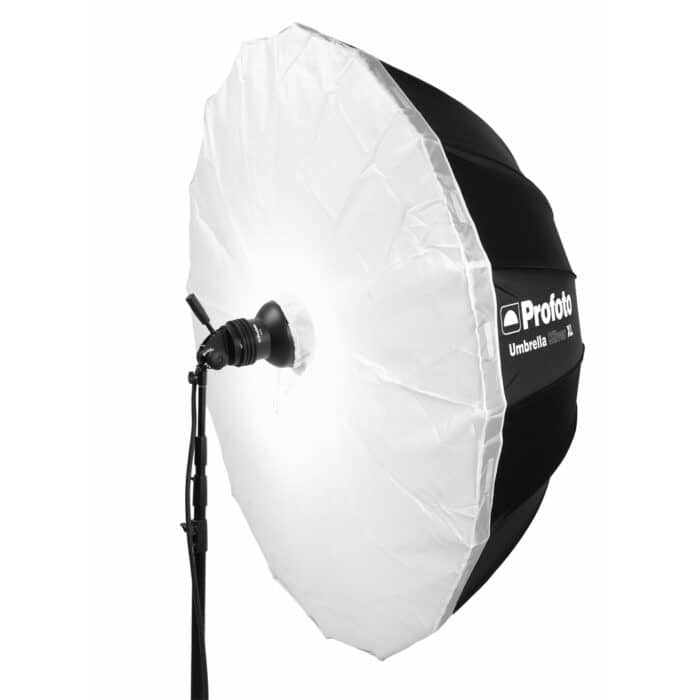 Profoto XL Deep White Umbrella w/ Sock