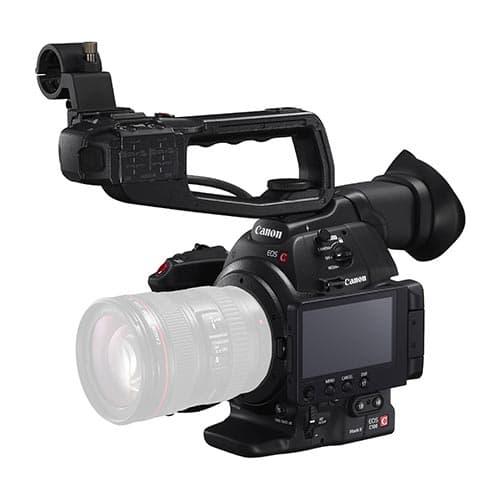 Canon C100 Mark II Cinema Video Camera 24Mbs