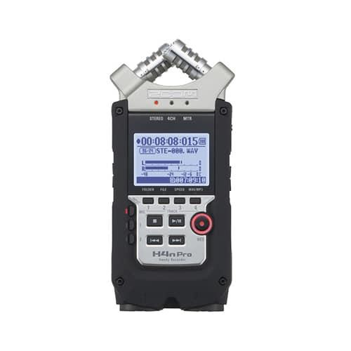 H4N Pro Recorder